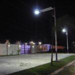 Equatorial solar lighting in Tanzania