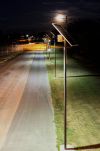 Sol Greenway solar pathway lights