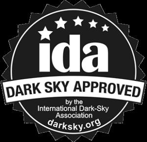 IDA Dark Sky Approved logo