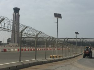 Oman LED perimeter lighting