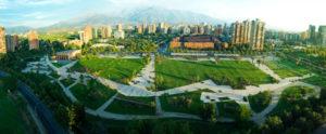Juan Pablo II Park daytime