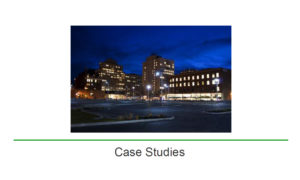 AEC Daily commercial solar outdoor lighting system course case studies