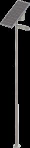 EverGen, 1 panel, XSP1 fixture