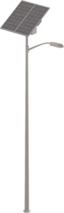 EverGen, 2 panel, 4ft XSP1 fixture
