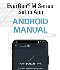 evergen setup app android manual icon