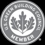 usgbc member logo gray