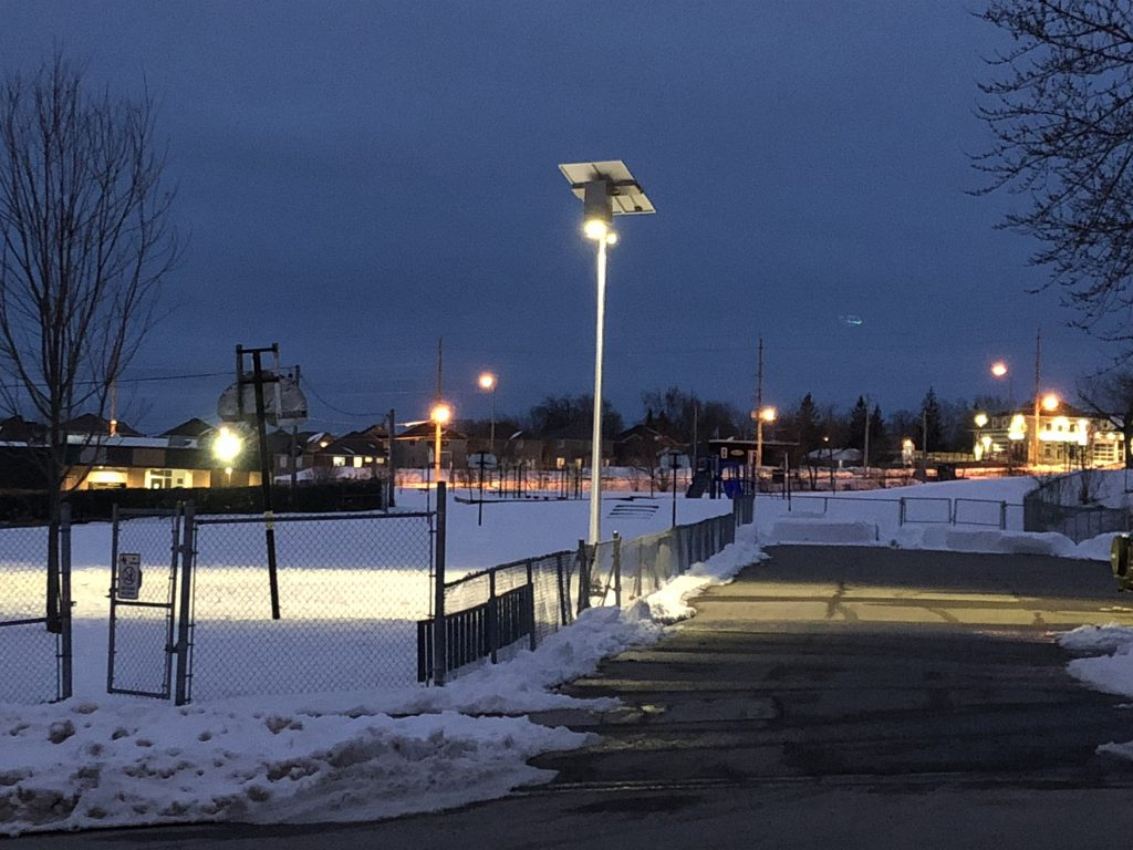 Is Solar Powered Lighting A Good Option For Northern