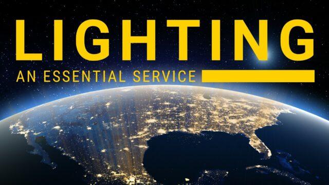 Lighting, an essential service